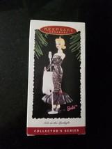 1995 Hallmark Keepsake Christmas tree Ornament Barbie Solo in the Spotlight - $14.84