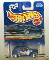 Hot Wheels 2000 027 Circus on Wheels Fat Fendered 40 lw