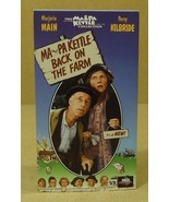 MCA Universal Ma And Pa Kettle Back On The Farm... - $5.64
