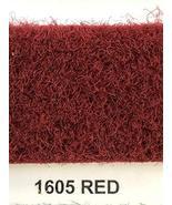 "80"" FlexForm Needle Punch 12oz Carpet 100% Polypropylene Made in USA (RED) - $23.95"