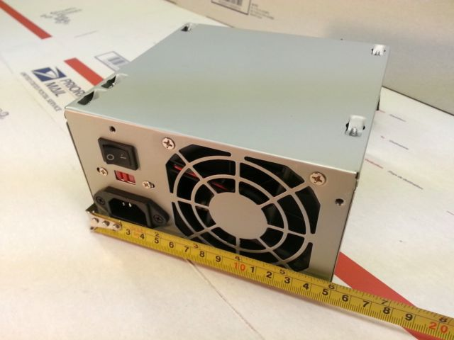New PC Power Supply Upgrade for eMachines T2245 Computer  Free Shipping