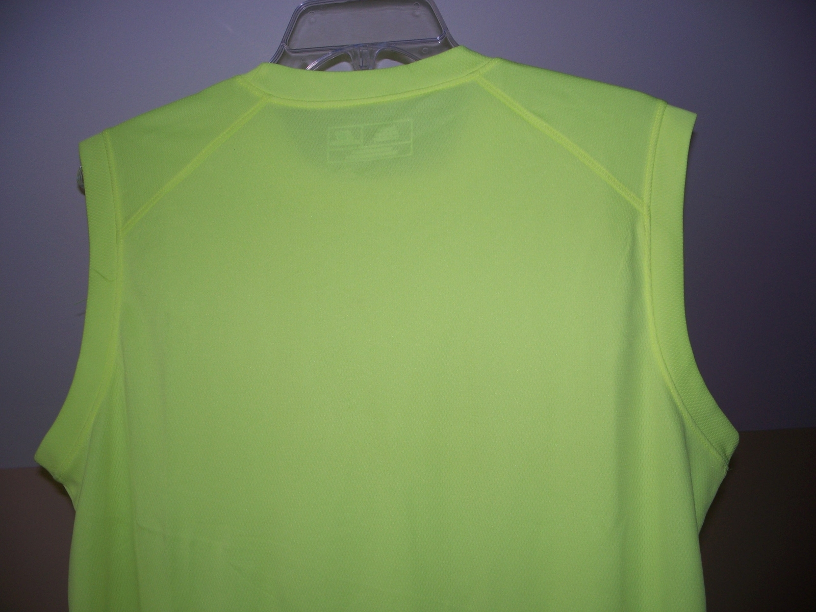 Primary image for New Balance Safety Green 2XL N7117 Ndurance Athletic Workout T-Shirts
