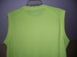 New Balance Safety Green 2XL N7117 Ndurance Athletic Workout T-Shirts - $13.00