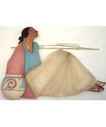 Native Southwestern American Indian Woman Large... - $3,999.00