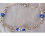 Crystal blue silver bracelet 5 thumb155 crop