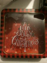New Christmas tins set of 4 - $14.99