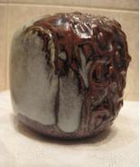 JORGEN MOGENSEN STUDIO ART POTTERY VASE - MADE IN DENMARK - MID CENTURY MODERN - $299.00
