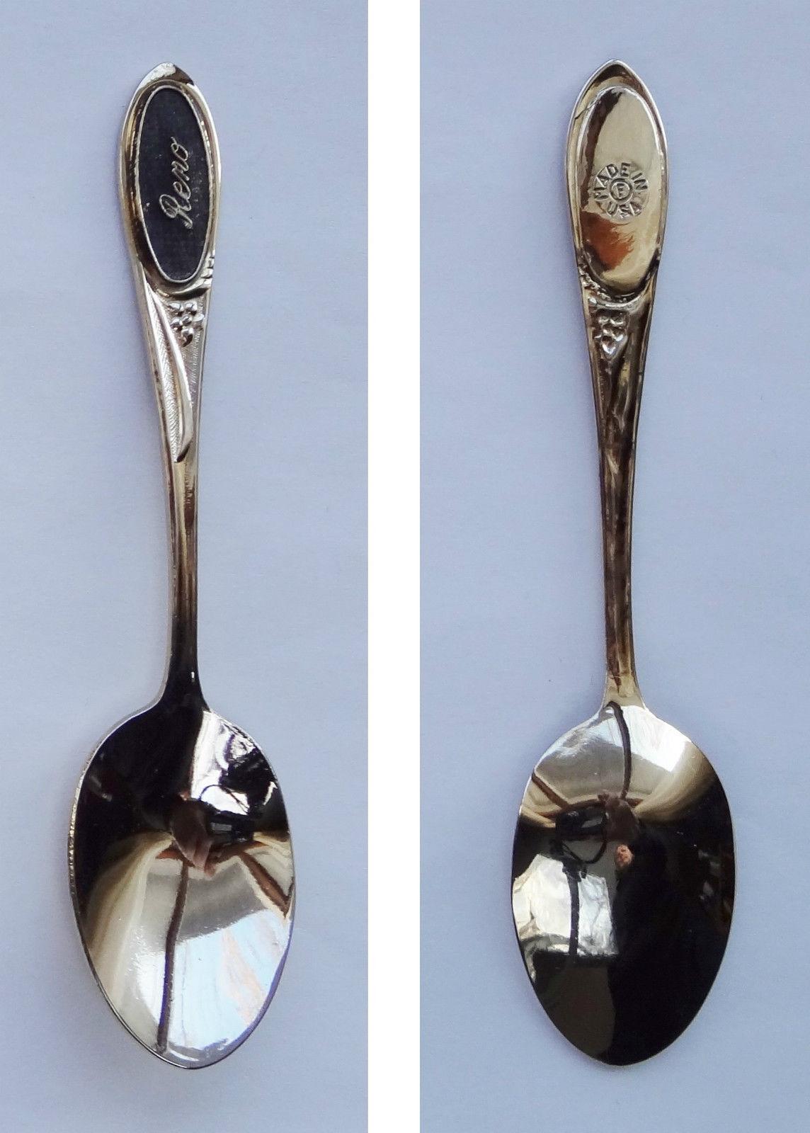 Collector Souvenir Spoon USA Nevada Reno