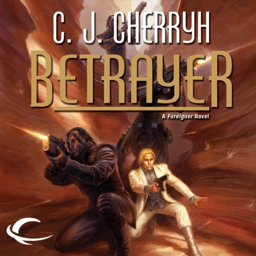 C. J. Cherryh's Foreigner Sequence (19 MP3 Audiobooks)