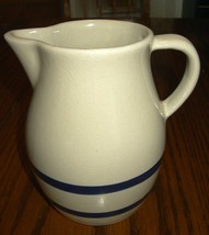 Roseville Ransbottom pottery pitcher cream with... - $27.31