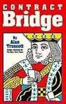 Contract Bridge Book by Alan Truscott - $5.99