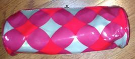 Ulta Gold & Red Zipper Top Cosmetic Bag - $5.00