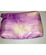 "Ulta Purple ""Tie  Dye""  Cosmetics Bag  NWT - $6.00"
