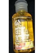 Satsuma Clementine Shower Gel 2 oz. The Body Shop - $3.99