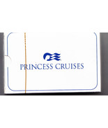 PRINCESS CRUISE LINES PLAYING CARDS New Unopened - $3.99