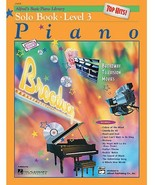 Alfred's Basic Piano Course - TOP HITS!  Solo Book (Level 3): - $6.00