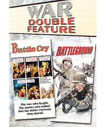 Battle Cry/Battleground (DVD, 2005, 2-Disc Set) - $9.99