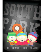 South Park - The Complete First Season (DVD, 2002) - $14.01