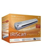 IRIScan Express 2 for Windows & Macintosh Portable USB - $29.99