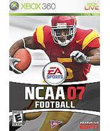 NCAA Football 07 (Xbox 360) - $3.99