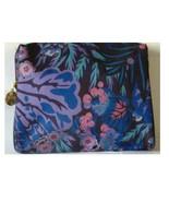 Estee Lauder Black. Pink, Green, Blue, Purple Print Cosmetic Bag - $5.99