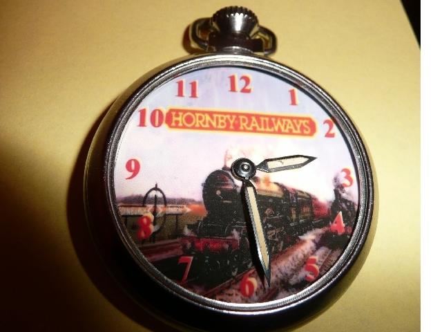 Hornby railways