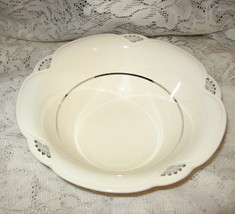Homer Laughlin Serving Bowl - 1937 - For Woolworth's - $14.00