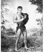 Gordon Scott Tarzan And The Lost Safari 16x20 Canvas Giclee - £56.37 GBP