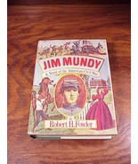 Mundy Book by Robert H. Fowler, First Edition Hardback with Dustjacket - $6.95