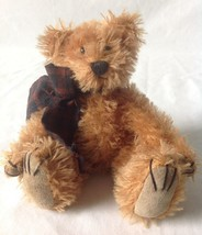 """Vintage 1997 Boyds Mohair Bear Collection Jointed 7"""" Tall - $16.95"""