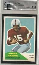 1960 Fleer #94 Jimmy Harris GAI 7.5 - $38.75