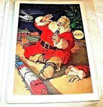 Vintage Coca Cola Advertising  34 Magazine page Coke Ads - $15.00