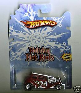 Hot Wheels Holiday Hot Rods Straight Pipes 2008