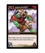 World Of Warcraft ROKTAR BLACKFIST Drums Of War 190 - $0.19