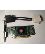 Dell 236X5 AMD Radeon HD 6350 512MB DDR3 64-Bit PCIe x16 Video Card + DV... - $14.82