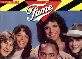 SONGS, The Kids From Fame, First Presssing Vinyl U.S. LP, RCA Victor, 1982 - $19.95