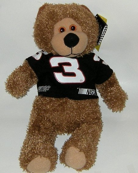 50% off! Nascar Collectible Pit Stop Bear No 3 New w Tag