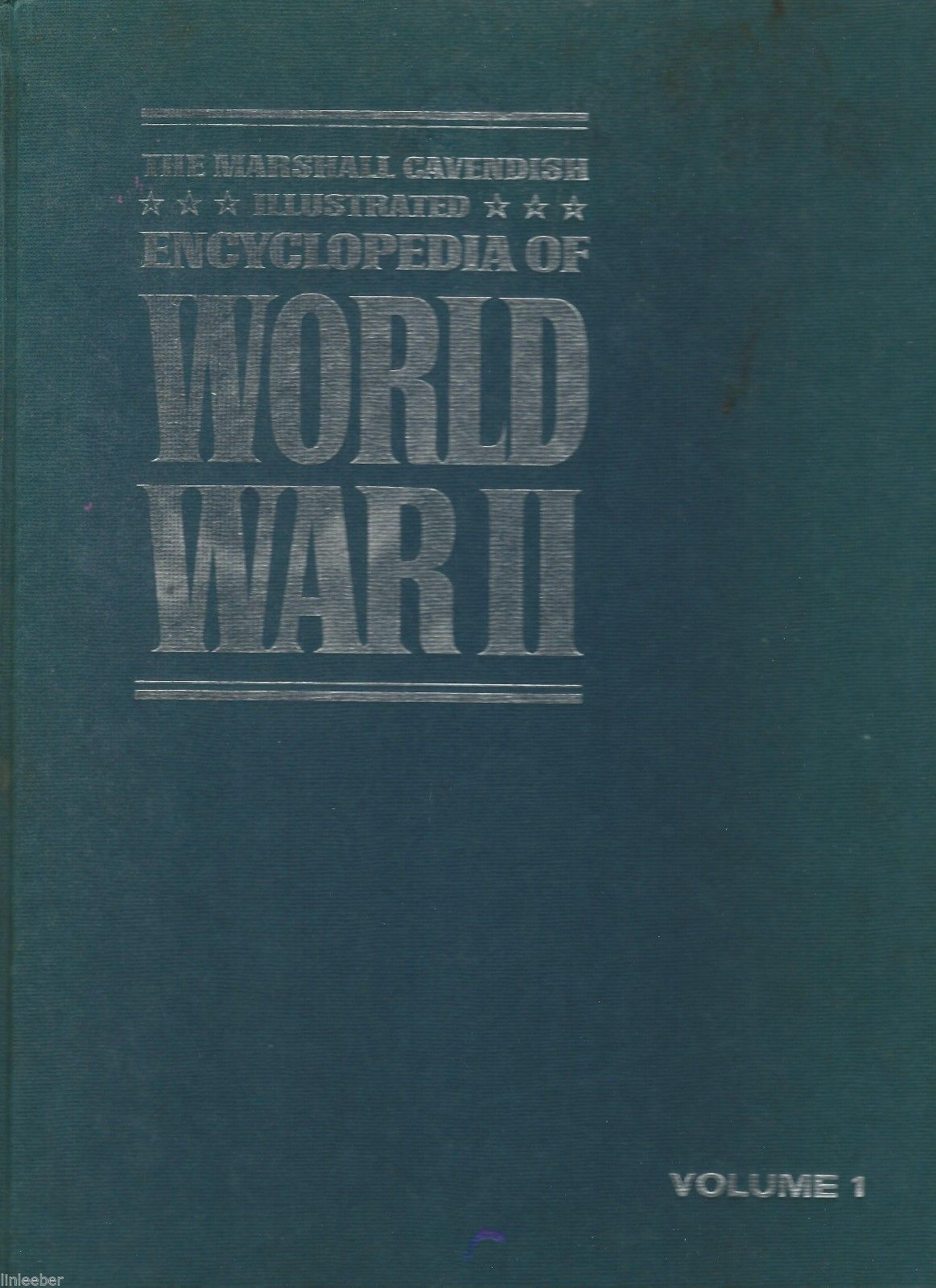 THE MARSHALL CAVENDISH ILLUSTRATED ENCYCLOPEDIA OF WWII Vol.1;Hitler's War-1936-