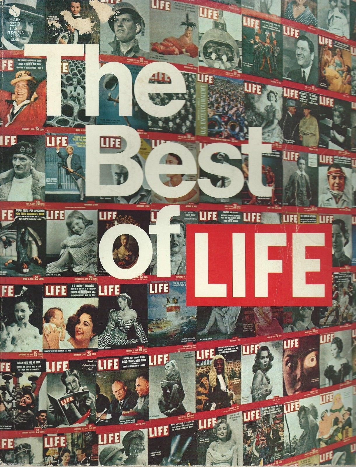 The Best of Life;Photographic History-1936-1972;David Scherman;Time Life 1975 PB