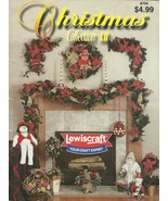 Christmas Collection XII Craft Leaflet Book No. 8704 Lewiscraft - $9.98