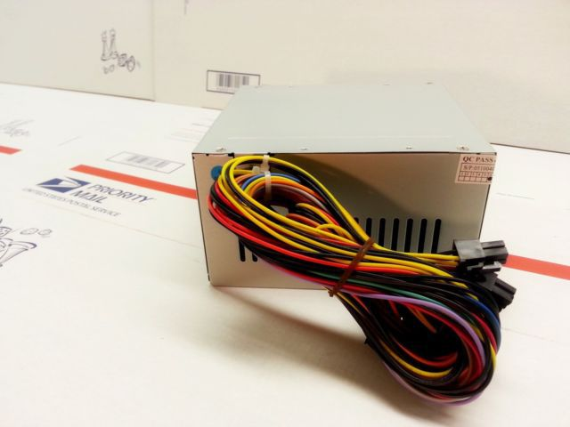 New PC Power Supply Upgrade for Deer DR-A250ATX Computer  Free Shipping