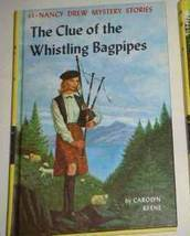 Nancy Drew 41 The Clue of the Whistling Bagpipes LIKE NEW matte PC 1978A-18