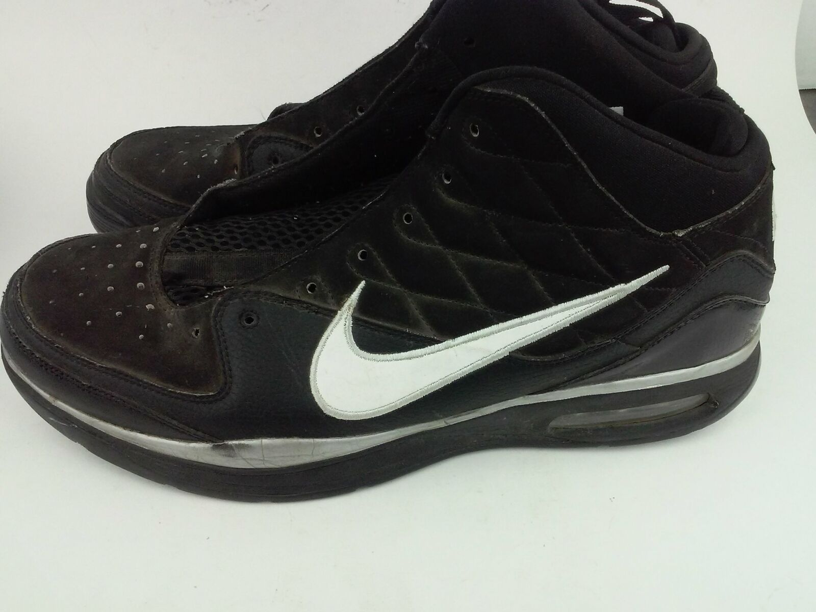 2b18e2f3fb7 Nike Mens Blue Chip 367182 011 Black With and 50 similar items. S l1600
