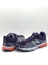 New Balance 890v4 Garmin Purple Athletic Running Shoes Womens Size 10.5 - $44.55