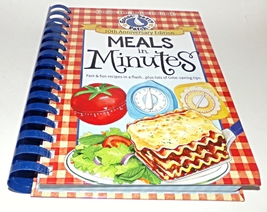 Gooseberry Patch Meals in Minutes Cookbook~10th Anniversary Edition - $5.00