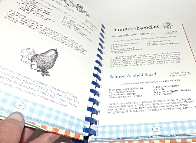 Gooseberry Patch Meals in Minutes Cookbook~10th Anniversary Edition