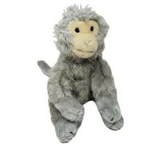 Ty 2006 Bonnet Copains Argent/Gris Singe Kiki Animal en Peluche Jouet Adorable - $30.74