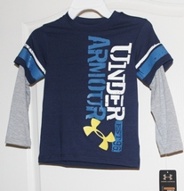 Under Armour Long Sleeve Shirt Youth Size 4 - $17.95