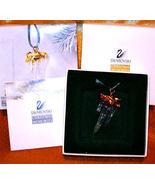 SWAROVSKI CHRISTMAS MEMORIES ICICLE ORNAMENT - $49.99