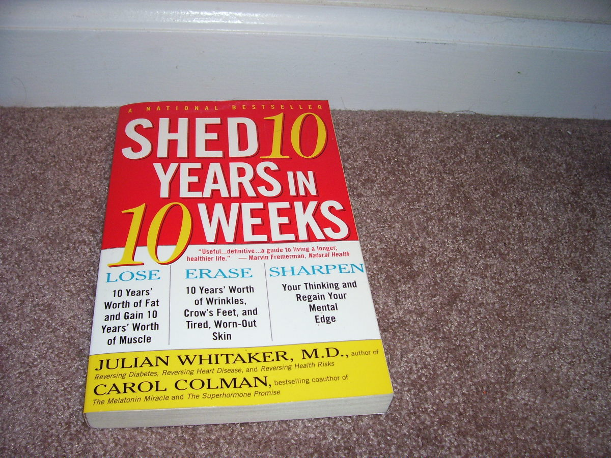 Shed 10 years in 10 weeks book